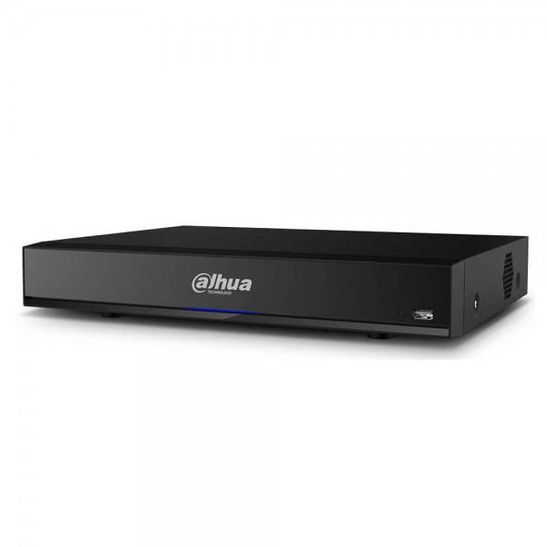 8-канален DVR Dahua XVR7108HE-4KL-X + 8 IP