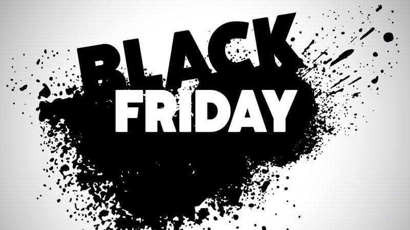 Черен петък – разпродажба камери и системи видеонаблюдение