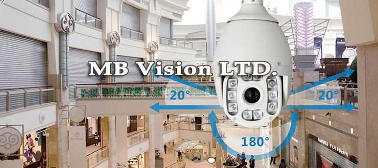 IP PTZ камера Dahua