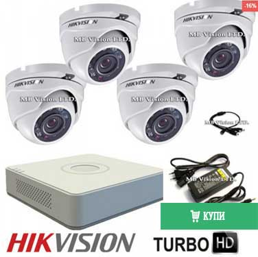 HD охранителни камери