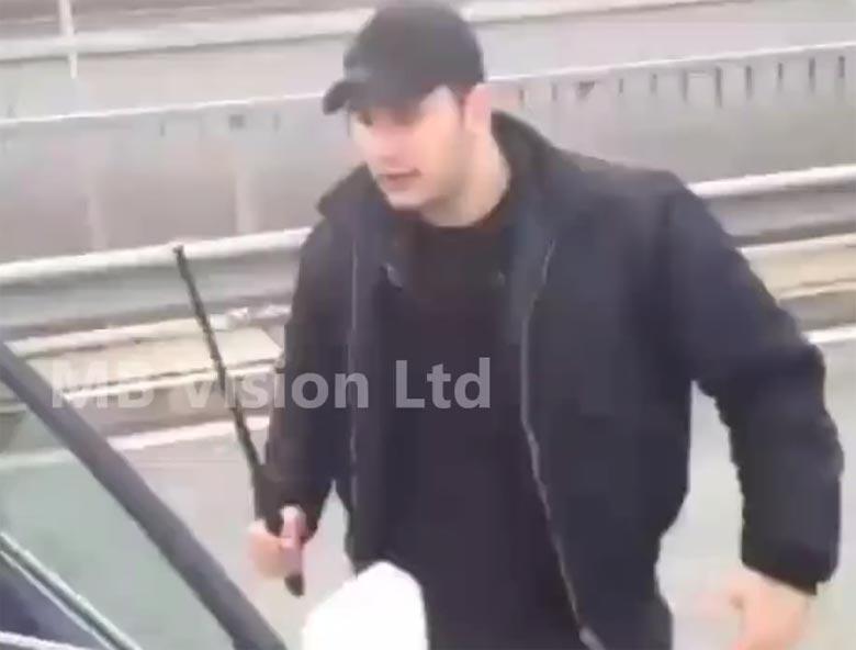 Пребиха с палки мъж в София