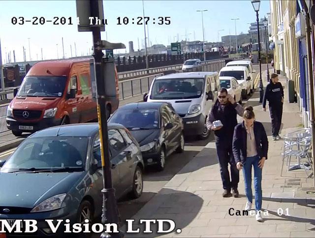 Демонстрация на IP камера Hikvision