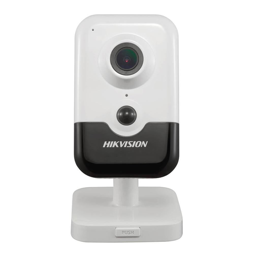 Мини IP камера за видеонаблюдение Hikvision